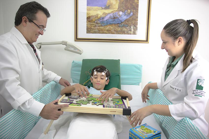 Eletroencefalograma Prolongado (EEG P)